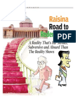 Raisina Road to Redemption
