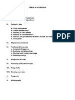 Acalculous Cholecystitis Case