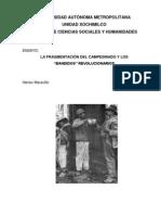 Maravillo_La  fragmentación del campesinado y los bandidos revolucionarios