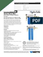 Hydro-Safe Brew Max