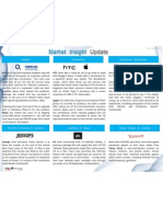 Tech Market Insight Update - 16 July 2012