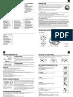 Manual de Utilizare BC545