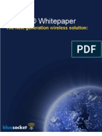 Whitepaper - BlueSocket vWLAN