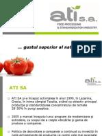 Company Profile Ati Sa
