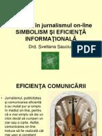 Tendinte în jurnalismul on-line