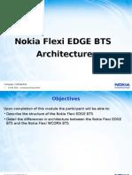 Nokia Flexi EDGE BTS Architecture
