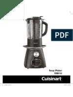 Cuisinart Soup Maker SSIBU