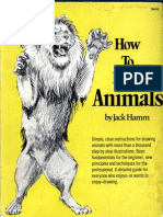 24324116 Drawing Jack Hamm How to Draw Animals
