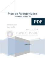 Plan Reorganizare Siretul Pascani Srt220911