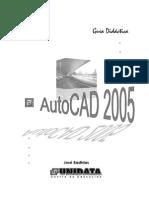 Libro AutoCAD 2005 Básico