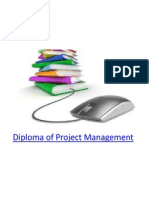 Diploma of Project Management
