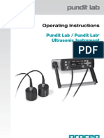 PunditLab Operating Instructions