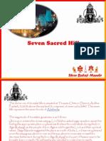Seven Sacred hills