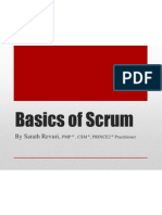 Basics of Agile and Scrum