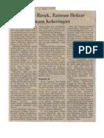 2003-5-17 Kompas CADDB Rusak, Sawah Terancam Kering