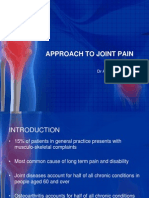 Approach to Joint Pain