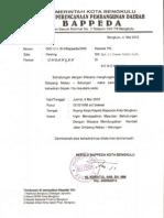 2005-5-4 Ingin Memfungsikan Kembali Jalan Simpang Nakau - Betungan Trase CADDB