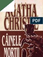 Agatha Christie - Cainele Mortii