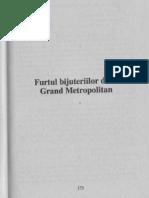 Christie, Agatha - Furtul Bijuteriilor de La Grand Metropolitan