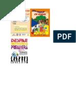 Tipos de Afiches