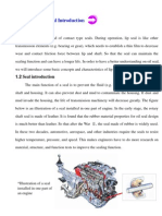 Chapter 1 Oil Seal Introduction