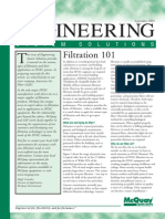 Filtration Basics