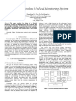 Design of a Wireless Medical Monitoring System---IEEE2011