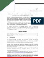 BCN Aranceles en Relacion Con Ingreso Per Capita