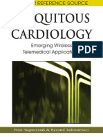 Tadeusiewicz Ubiquitous Cardiology - Emerging Wireless Telemedical Applications 2009