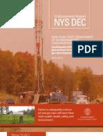 New York Gas Well Enforcement