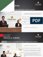 Cp Rec Serv Hospede - Espanhol 1