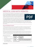 Eye on Washington- Medical Loss Ratio Rebates[1]