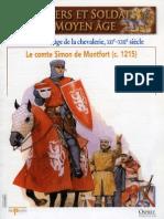 Osprey Delprado Chevaliers Et Soldats Du Moyen
