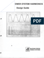 Electrical Power System Harmonics Design Guide