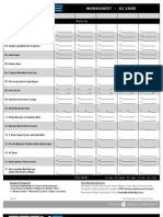 p90x3-worksheets.pdf | Management Of Obesity | Human Weight