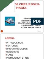 Processor Chips in Nokia Phones