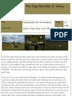 The Dog Rambler E-diary 19 July 2012