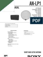 An_lp1 Service Manual