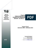 ADRA Ally Micuy Informe Anual Regional Año III