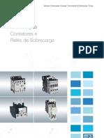 WEG Contatores e Reles de Sobrecarga Catalogo Completo 50026112 Catalogo Portugues Br