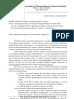 Of. 35-12 - Saída 136 BR BR 101 [ACBC]