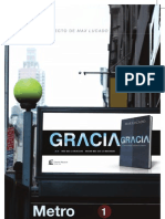 Folleto informativo de Gracia