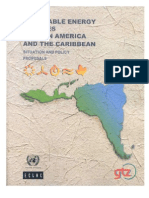 ECLAC/GTZ, Renewable Energy Sources in Latin America and the Caribbean