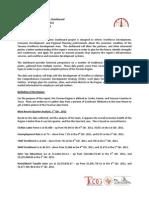 Texoma Regional Economic Dashboard Report 1st Qtr 2012