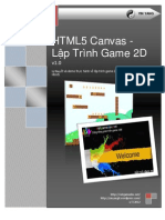 HTML5 Canvas Lap Trinh Game 2D v1 0