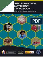 Seguridad Alimentaria y Nutricional en El Ecuador
