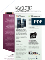 Branditnews | Newsletter Julho 2012