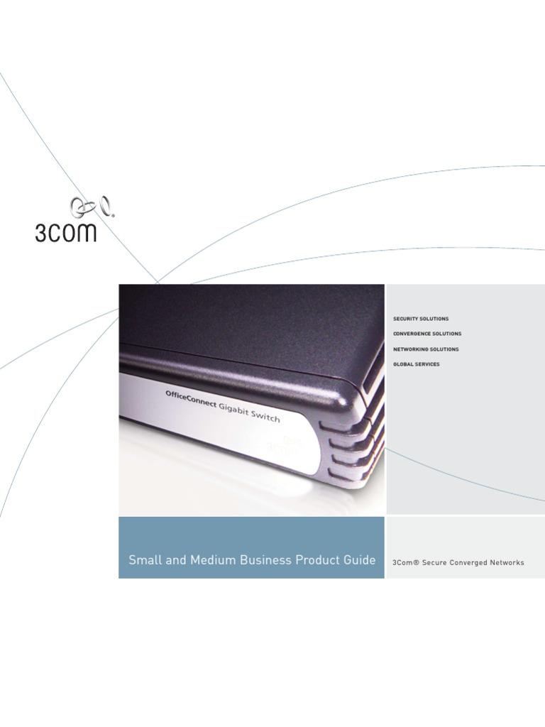 3com familia small and medium business product guide network rh scribd com User Guide Template User Guide Template