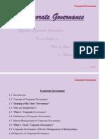 New Corporate Governance