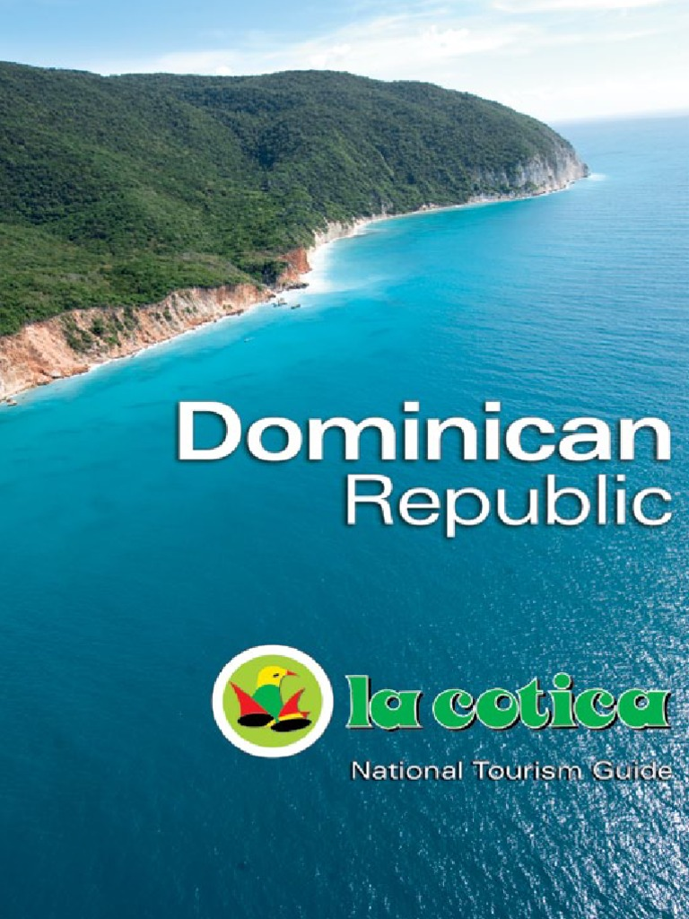 Dominican Republic National Tourism Guide Tourism And Leisure  # Abel Muebles Duarte